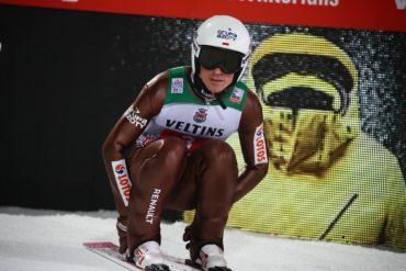 TCS w Oberstdorfie Piotr Żyła